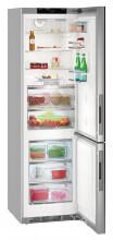 LIEBHERR CBNPgb 4855  Kombinovaná chladnička s mrazničkou dole, 146/97/101l, A+++, černá