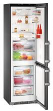 LIEBHERR CBNPbs 4858  Kombinovaná chladnička s mrazničkou dole, 146/97/101l, A+++ -20%, černá