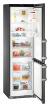 LIEBHERR CBNbs 4815  Kombinovaná chladnička s mrazničkou dole, 148/94/101l, A+++, černá