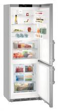 LIEBHERR CBNef 5715  Kombinovaná chladnička s mrazničkou dole, 167/108/106l, A+++, nerez