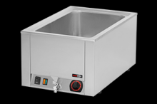 REDFOX BMV-1120 vodní lázeň s výpustí GN 1/1-200