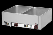 REDFOX BMV-2115 RM vodní lázeň s výpustí 2xGN1/1-150