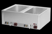 REDFOX BMV-2120 RM vodní lázeň s výpustí 2xGN-1/1-200