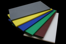 REDFOX DP-53015H Deska plast hnědá 50x30x1,5