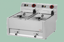 REDFOX FE-60 ELT fritéza 2x8l 400V