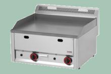 REDFOX FTH-60 GL Grilovací deska plynová hladká