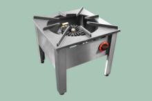 REDFOX NGETL-55 stolička plynová 13 kW na ZP, 11,5kW na PB