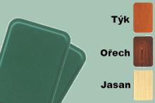 REDFOX Podnos lamino veskanorma 53x37,5  barva dřeva