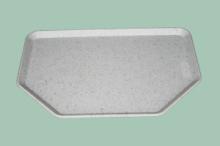 REDFOX Podnos polyester 50x35  sůl/pepř - Hexagonal