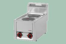 REDFOX SP-30ELS  Sporák elektrický 400V 2x2kW