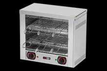 REDFOX TO-960GH Toaster 6x kleště,rošt