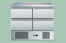 REDFOX SZ-902 Stůl chladící čtyřzásuvkový 4x šuplík GN-1/1