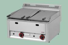 REDFOX GL-60 GLS  Gril lávový, dvojitý hořák, 12 KW
