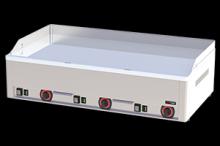 REDFOX FTHC-90E  Grilovací deska hladká chrom