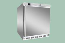 REDFOX HF-200/S  Mraznice malá nerezová 120 L