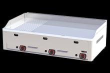 REDFOX FTHRC-90 G  Grilovací deska kombinovaná chrom.