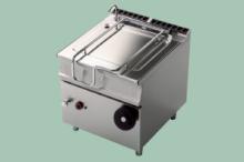 RM Gastro BR80-98G/N  Sklopná pánev plyn.80l celone