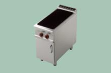 RM Gastro PCC-94ET  Sporák sklokeramický se skříňkou