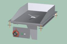 RM GASTRO FTLD-64ET  Plotna grilovací hladká