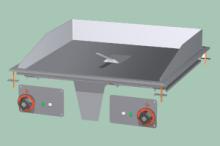 RM GASTRO FTLD-68ETS  Plotna grilovací hladká chrom