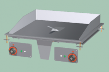 RM GASTRO FTLRD-68ETS  Plotna grilovací komb. Chrom