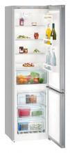 LIEBHERR CNel 4813 Kombinovaná chladnička s mrazničkou dole, 243/95l, A++, nerez, Rozbalený kus