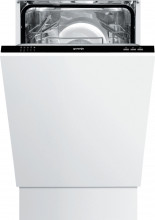 Gorenje GV52010 Myčka nádobí, 9 sad nádobí, A++AA, 49 dB