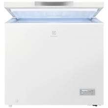 Electrolux LCB3LE20W0 Truhlicová mraznička LowFrost, 198 l, A++, Bílá