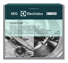 Electrolux M3GCP400 Kompletní péče o pračku 3v1, 6 ks