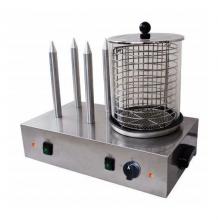 NORDline HD-04 Hot-Dogy čtyřtrnový ohřívač párků a rohlíků, Vystavený kus
