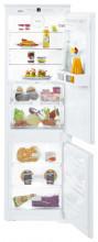 LIEBHERR ICBS 3324 Kombinovaná lednička s mrazákem dole, 108/80l, A++, Bílá
