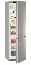 LIEBHERR KGBNf 2060-3 Kombinovaná chladnička s mrazákem dole, 242/94/101 l, A+++, NoFrost, Stříbrná