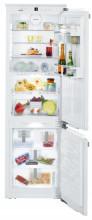 LIEBHERR ICBN 3386 Kombinovaná lednička s mrazákem dole, 109/67 l, A++