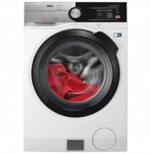 AEG L9WBA61BC Pračka kombinovaná se sušičkou SENSIDRY®, 10/6 kg, C