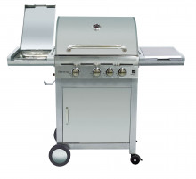Plynový gril G21 California BBQ Premium line 4 hořáky + zdarma redukční ventil