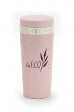 Eko kelímek G21 beECO Tour 300 ml, růžový