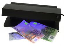 Detektor padělků Genie MD1784, UV, na kontrolu pravosti bankovek