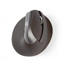 Myš Nedis bezdrátová, ergonomická, pro praváky