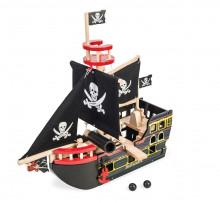 Hračka Le Toy Van Pirátská loď Barbarossa
