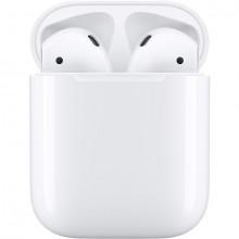 Sluchátka Apple AirPods, nabíjecí pouzdro (2019)