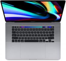 """Notebook Apple MacBook Pro 16"""" i9, Touch Bar, 1TB, CZ, Vesmírně Šedá (2019)"""