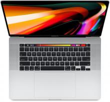 "Notebook Apple MacBook Pro 16"" i9, Touch Bar, 1TB, CZ, Stříbrný (2019)"