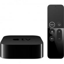 Multimediální centrum Apple TV 4K 64GB, černá