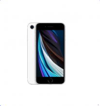 Mobilní telefon Apple iPhone SE 128GB Bílá (2020)