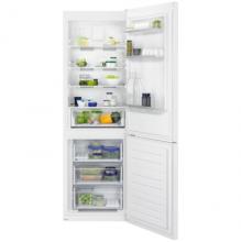 ZANUSSI ZNME32FW0 Kombinovaná chladnička s mrazničkou dole, 230/94 l ,F, Bílá, Vybalený kus