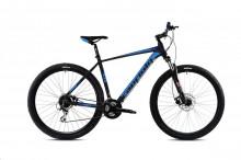 """Horské jízdní kolo Capriolo LEVEL 9.2 29""""/24AL matt- black blue (2021)"""