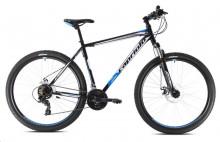 """Horské jízdní kolo Capriolo OXYGEN 29""""/21HT black blue (2020)"""