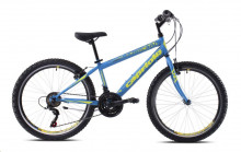 """Horské jízdní kolo Capriolo RAPID 24""""/18HT blue"""