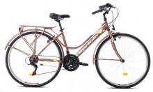 """Trekové jízdní kolo Capriolo TOUR-SUNRISE Lady 28""""/18HT bronze (2020)"""