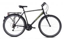 """Trekové jízdní kolo Capriolo TOUR SUNRISE Man 28""""/18HT black-olive"""